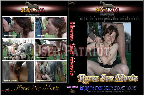 Super Zoo – Horse Sex Movie
