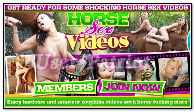 Horsesex Videos (10 Videos 5.8 GB)