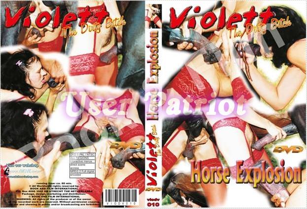 Violett – Horse Explosion