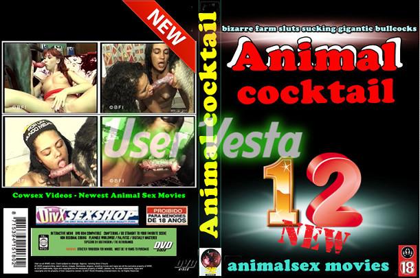 Animal cocktail 12