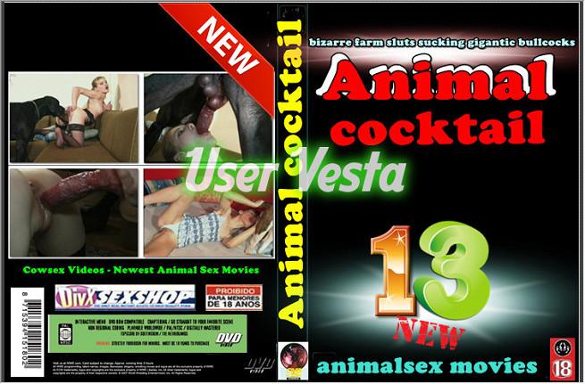 Animal cocktail 13