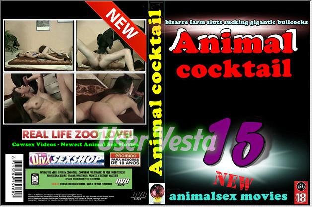 Animal cocktail 15