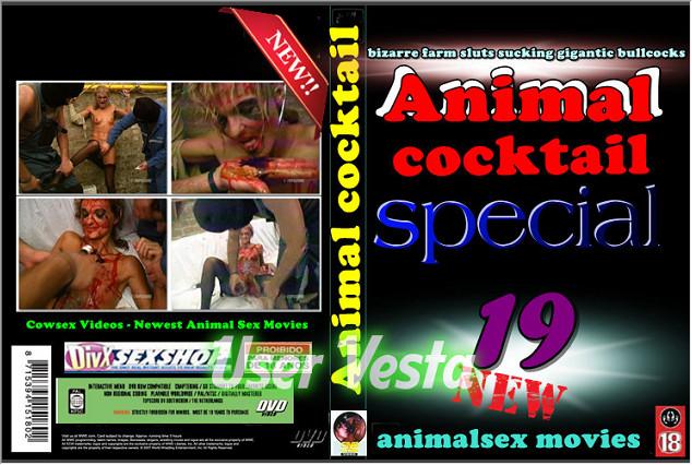 Animal cocktail 19