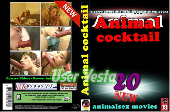 Animal cocktail 20