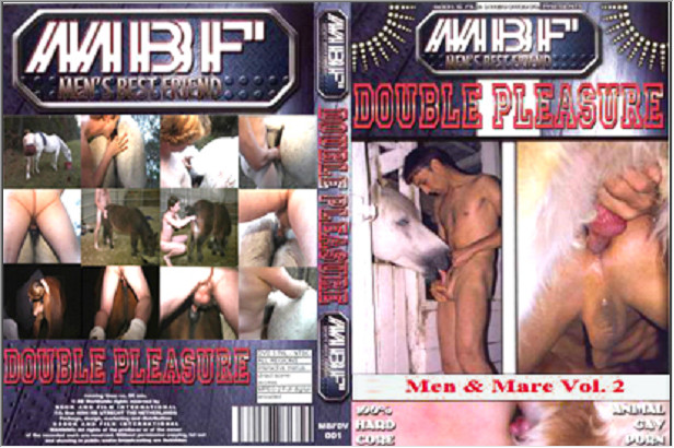 Double Pleasure – Men and Mare 2