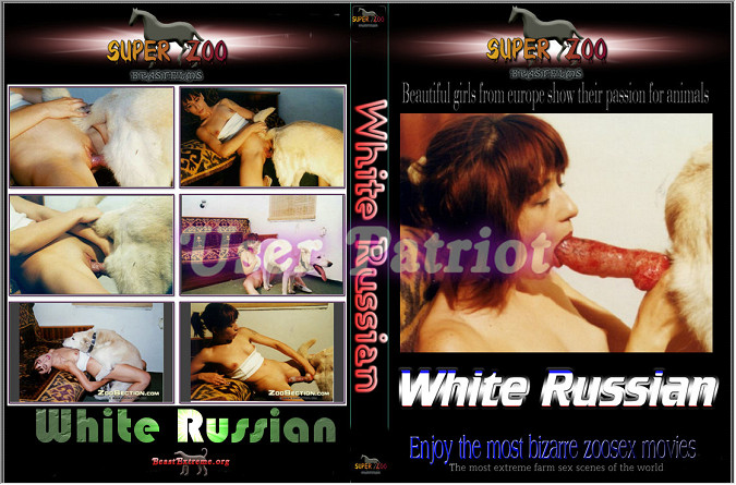 Super Zoo – White Russian – A Zoo Numbe