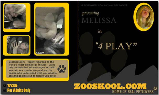 Zooskool – 4 Play