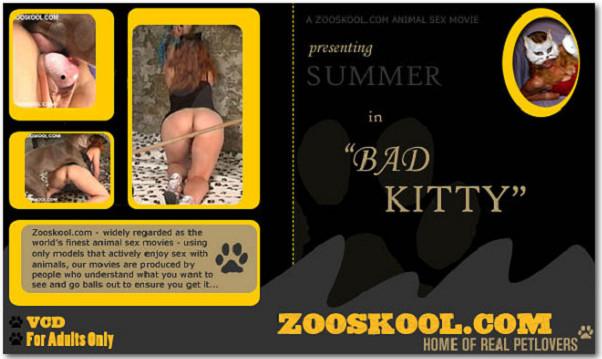 Zooskool – Bad Kitty