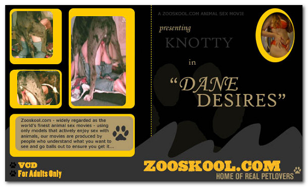 Zooskool – Dane Desires