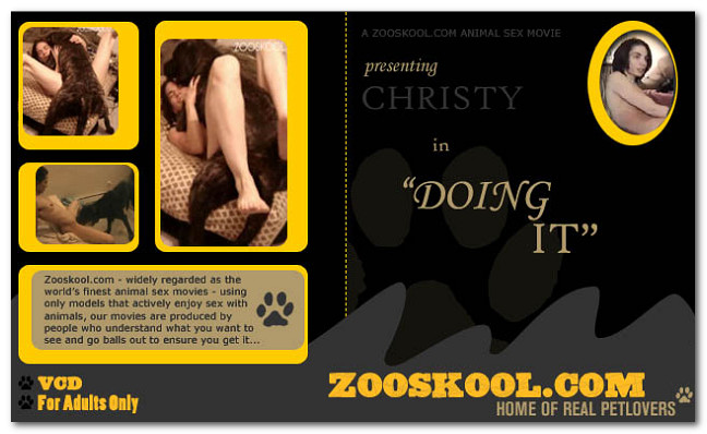 Zooskool – Doing It