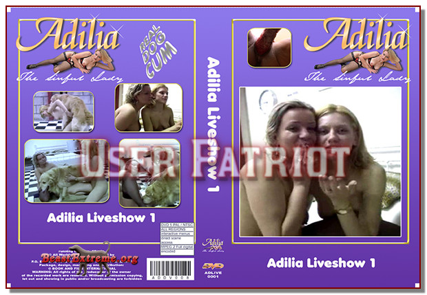 Adilia – Adilia Liveshow 1