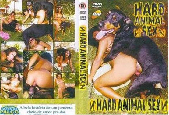 Hard Animal Sex 1 poster