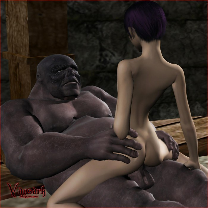 Vaesark – The Ogre 1