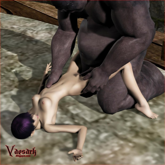 Vaesark – The Ogre