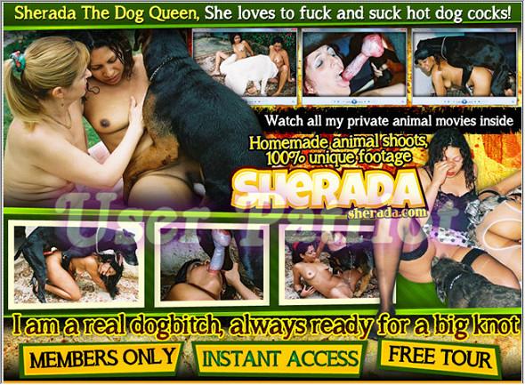 Sherada poster