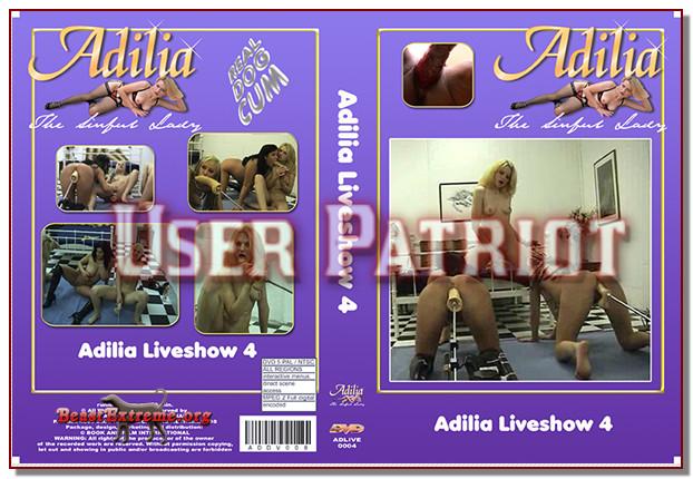 Adilia – Adilia Liveshow 4