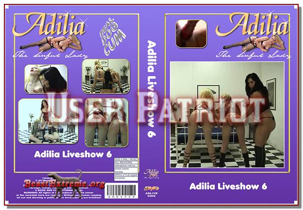 Adilia - Adilia Liveshow 6 poster