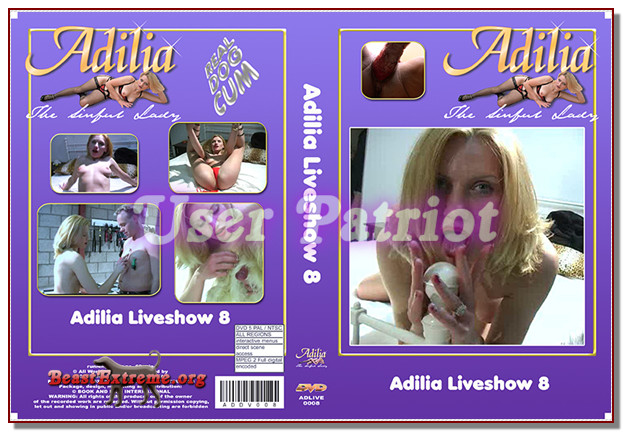 Adilia - Adilia Liveshow 8 poster
