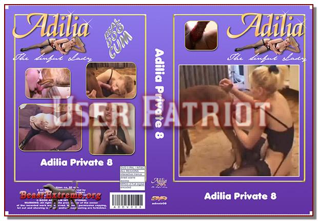 Adilia - Adilia Private 8 poster