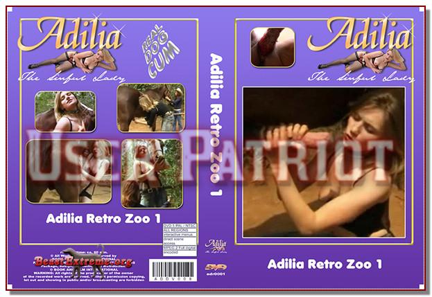 Adilia - Adilia Retro Zoo 1 poster