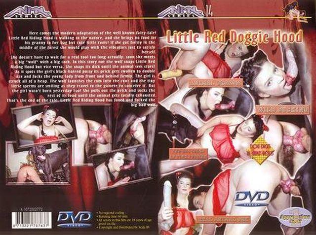 Animal Series 14 – Little Red Doggie Hood