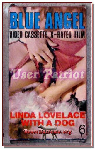 Blue Angel – Linda Lovelace With A Dog