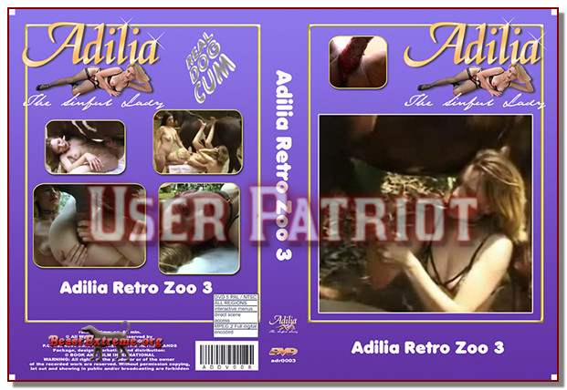Adilia - Adilia Retro Zoo 3 poster