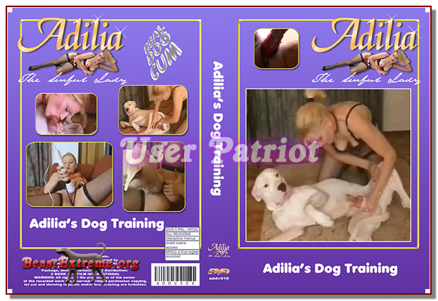 Adilia - Dog Training poster