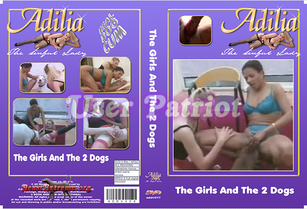 Adilia - The Girls And The 2 Dogs poster