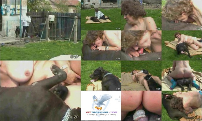 AnimalSexFun Dog Zoosex 44