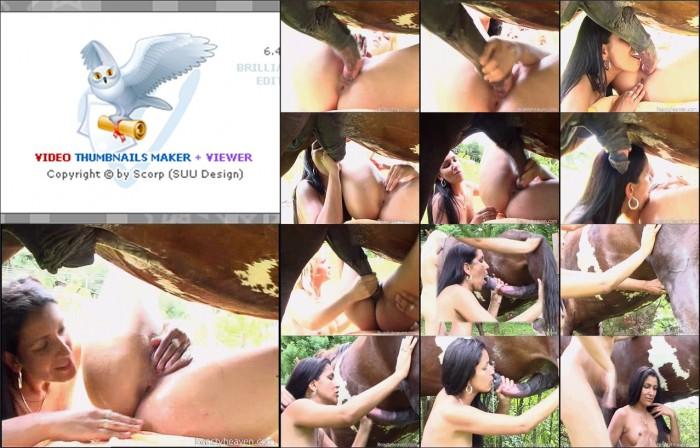 AnimalSexFun Horse Zoosex 88