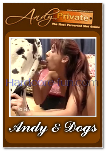 Andy Private - Andy & Dogs poster