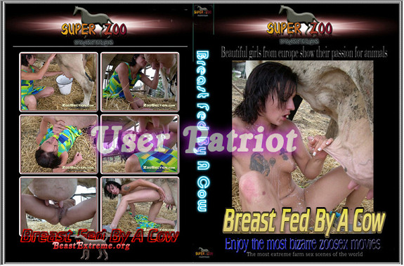 Super Zoo – Breast Fed By A Cow
