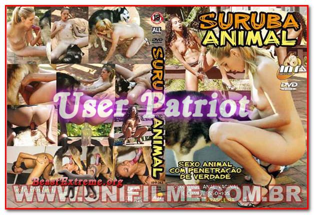 Suruba Animal