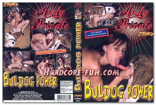 Andy Private - Bull Dog Power poster