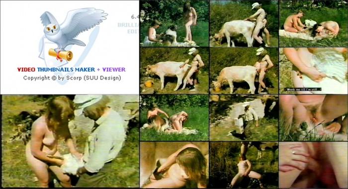 AnimalSexFun Dog Zoosex 144