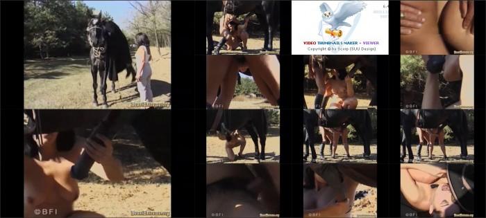 AnimalSexFun Horse Zoosex 118