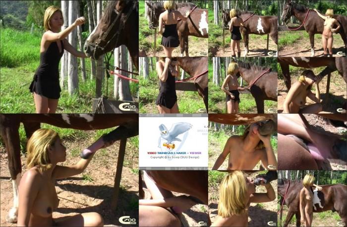 AnimalSexFun Horse Zoosex 126