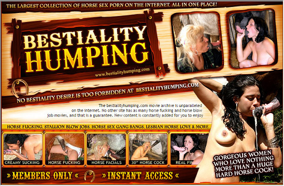 BestialityHumping logo