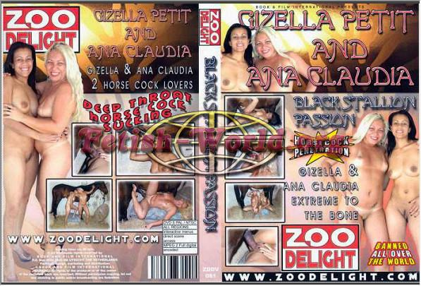 Zoo Delight – Black stallion passion