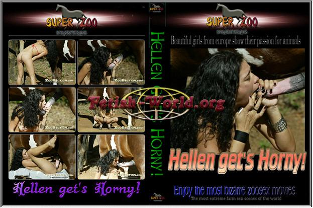 Super Zoo – Hellen gets Horny