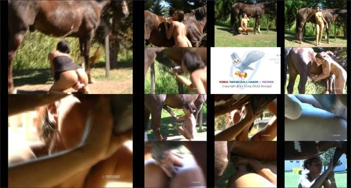 AnimalSexFun Horse Zoosex 192