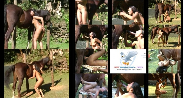AnimalSexFun Horse Zoosex 194