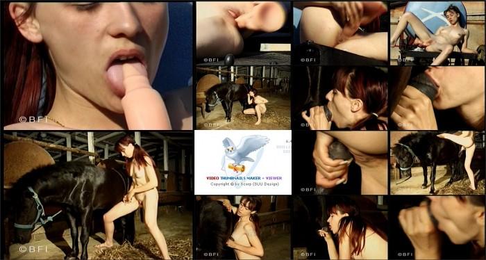 AnimalSexFun Horse Zoosex 196