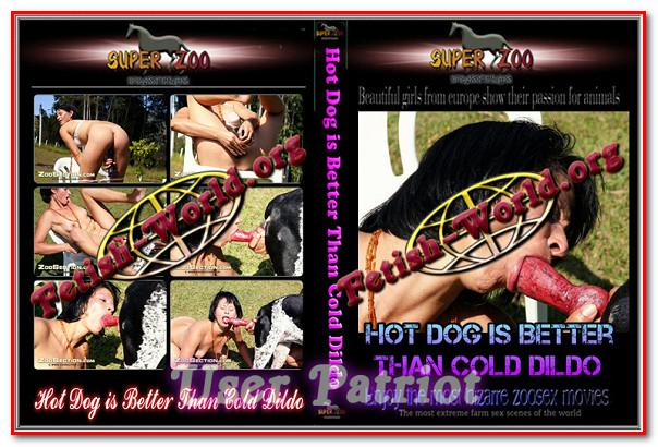 Super Zoo – Hot Dog is Better Than Cold Dildo