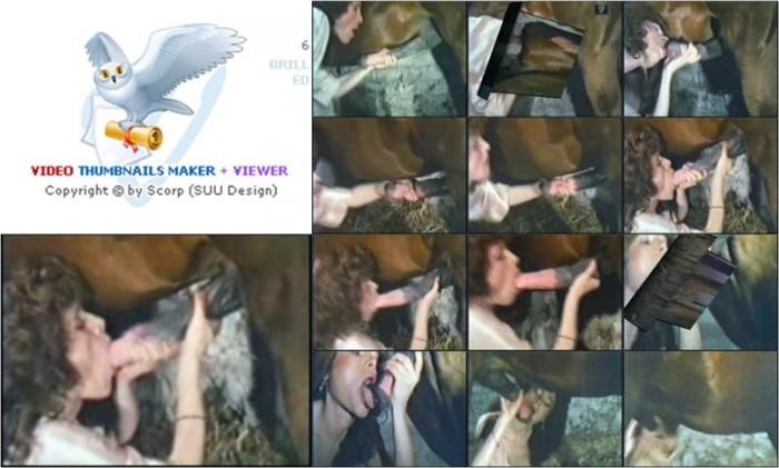 AnimalSexFun Horse Zoosex 231