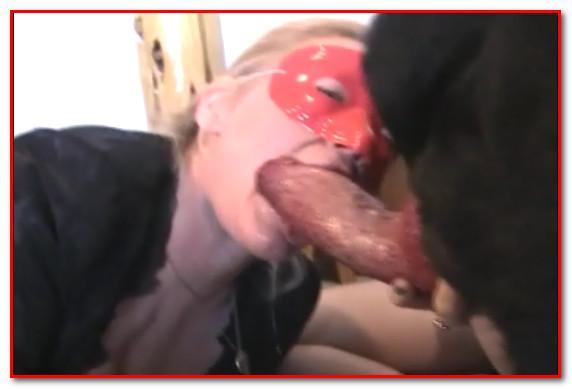 Caledonian – Doggy Dick Sucking