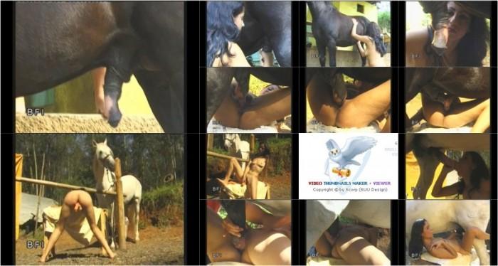 AnimalSexFun Horse Zoosex 236