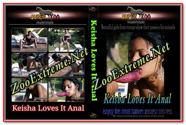Super Zoo – Keisha Loves It Anal