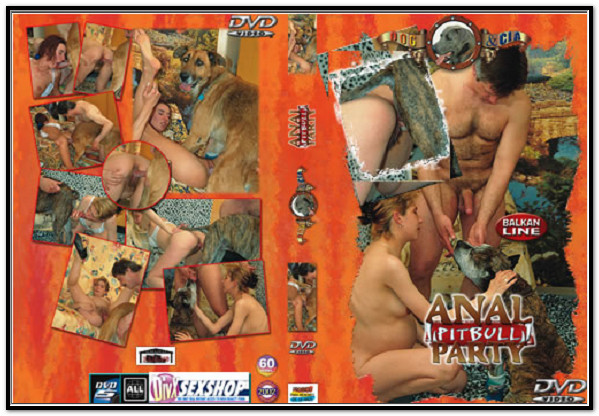 Dog & Cia – Anal Pitbull Party